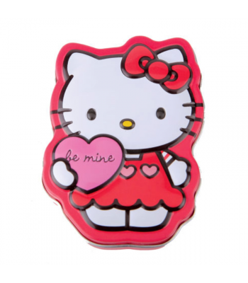 Hello Kitty Valentines Sweet Hearts Tins - 1.5oz (42.5g) Sweets and Candy Boston America