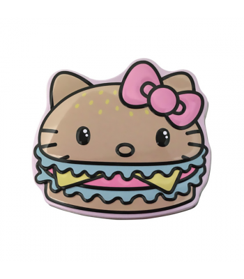 Hello Kitty Yum Yum Burger Candy Tin - 1.2oz (34g) Sweets and Candy Boston America