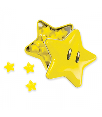 Nintendo Super Star Tinned Candies  Sweets and Candy Boston America
