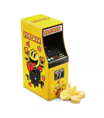 Pac-Man Arcade Candy Tin 0.6oz (17g) Sweets and Candy