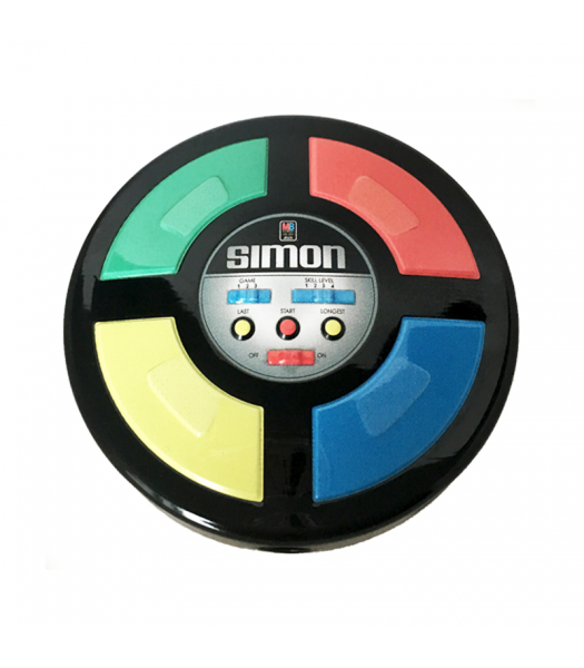 Simon Says Game Candy Tin - 1.5oz (42g) Sweets and Candy Boston America