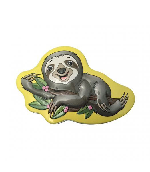 Sloth Is My Spirit Animal Candy Tin - 1oz (28g) Sweets and Candy Boston America