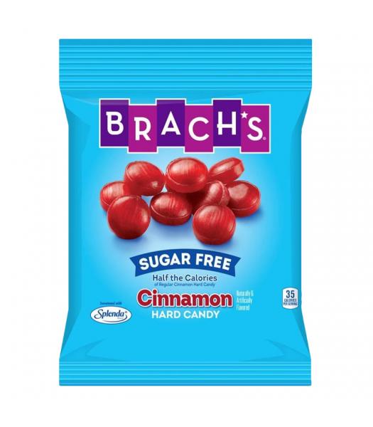 Brach's Sugar Free Cinnamon Hard Candy Discs 3.5oz (99g) Hard Candy Brach's