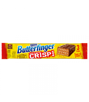 Butterfinger Crisp King Size 2.01oz (57g) Sweets and Candy Butterfinger