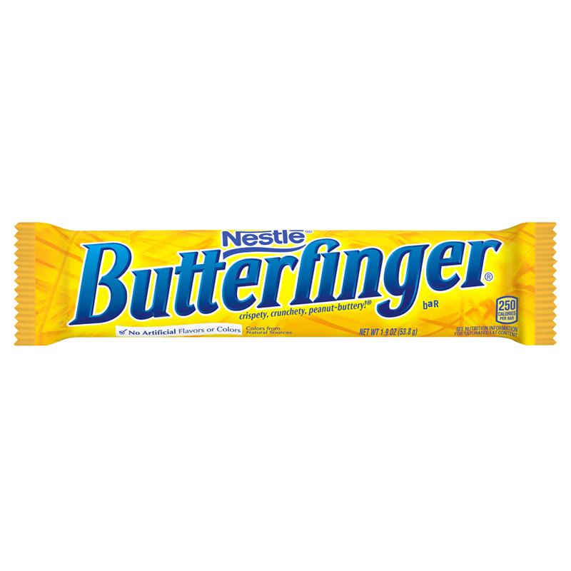 Butterfinger Bar 1 9oz 53 8g American Fizz