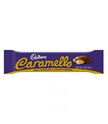 Hershey's Cadbury Caramello - 1.6oz (45g)  Chocolate, Bars & Treats Hershey's
