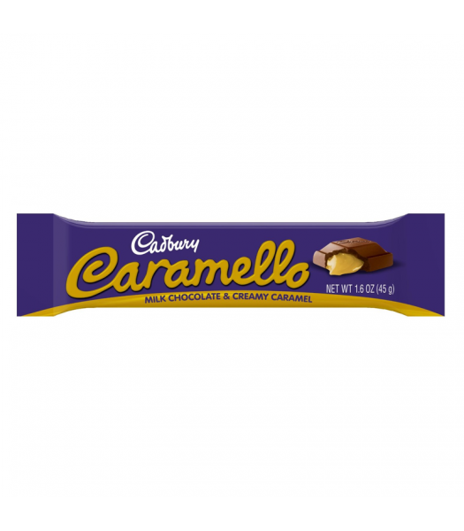 Hershey's Cadbury Caramello 1.6oz (45g) Chocolate, Bars & Treats Hershey's