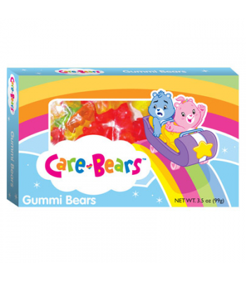 Care Bears Gummi Bears 3.1oz (88g)  Soft Candy