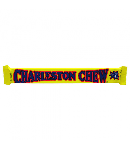 Charleston Chew Vanilla 1.875oz (53.2g) Sweets and Candy Tootsie