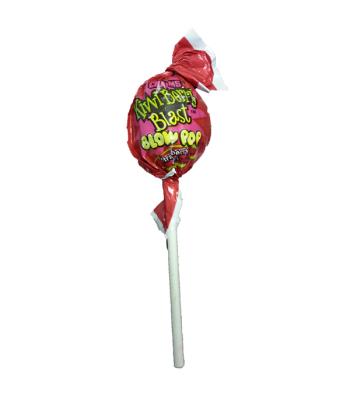 Charms Kiwi Berry Blast Blow Pop 0.65oz (18.4g) Lollipops Charms