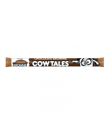 Cow Tales Limited Edition Caramel Chocolate Brownie - 1oz (28g) Sweets and Candy Goetze's