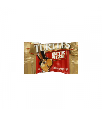 DeMet's Turtles Bite Size 0.42oz (12g) - SINGLE Sweets and Candy DeMet's