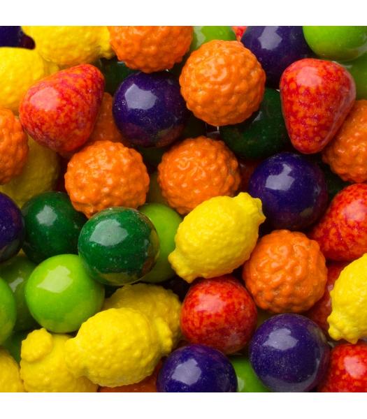 Dubble Bubble Gum Balls Pouch - Seedlings - 200g Sweets and Candy Dubble Bubble