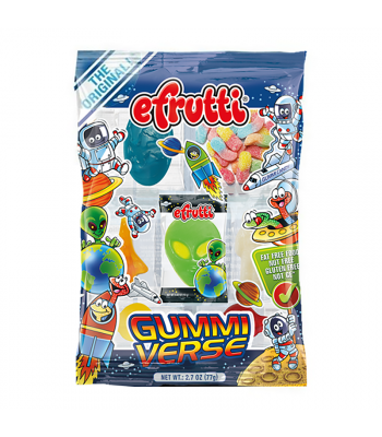 E.Frutti Gummi Verse Tray - 2.7oz (77g) Sweets and Candy E.Frutti