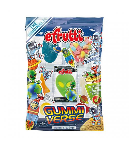 E.Frutti Gummi Verse Tray - 2.7oz (77g) Sweets and Candy E.Frutti