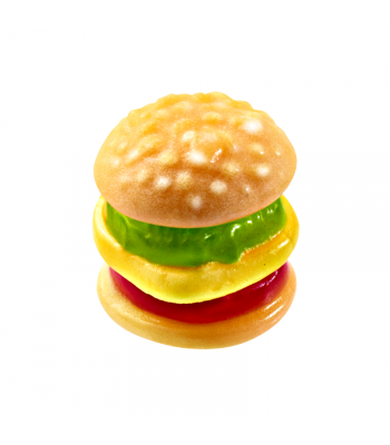 E.frutti Gummi Candy Mini Burger 0.32oz (9g) Sweets and Candy