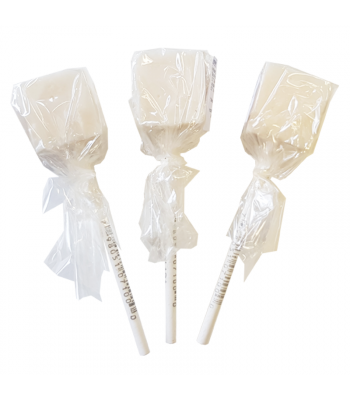 Espeez - Pina Colada Cube Lollipop SINGLE 0.74oz (21g) Lollipops