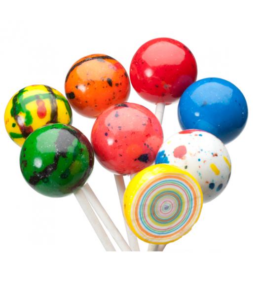 Espeez - Giant Jawbreaker Paintball Pop - 2.3oz (64g) Lollipops