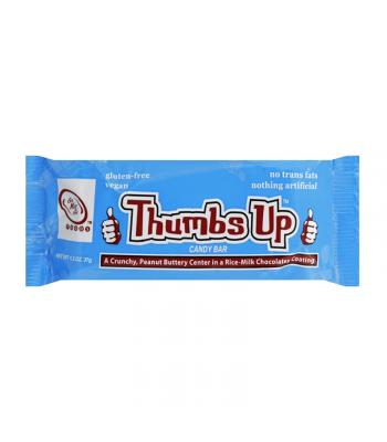 Go Max Go Thumbs Up™ Vegan Candy Bar - 1.3oz (37g) Gluten Free Go Max Go