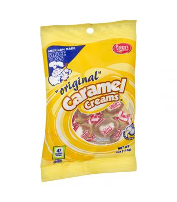 Goetze's Original Caramel Creams - 4oz (113g) Sweets and Candy Goetze's