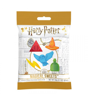 Harry Potter - Magical Sweets Peg Bag (59g) Sweets and Candy Harry Potter