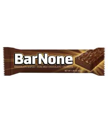 BarNone Chocolate Bar - 1.48oz (42g) Sweets and Candy