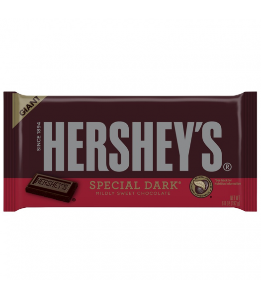 Hershey's - Special Dark - 6.8oz (192g) Chocolate, Bars & Treats Hershey's