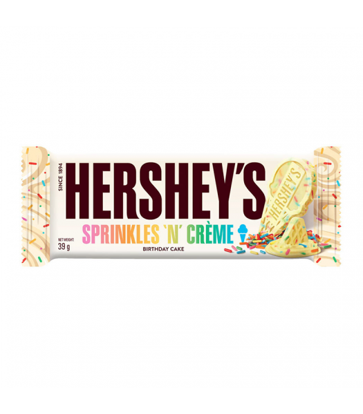 Hershey's Sprinkles n Creme - 39g Sweets and Candy Hershey's