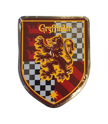 Harry Potter Gryffindor House Crest Tin - (28g) Sweets and Candy Harry Potter