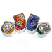 Harry Potter Hufflepuff House Crest Tin - (28g) Sweets and Candy Harry Potter