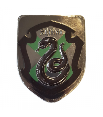 Harry Potter Slytherin House Crest Tin w/ Jelly Beans - (28g) Sweets and Candy Harry Potter