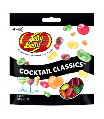 Jelly Belly - Cocktail Classics Jelly Beans (70g) Sweets and Candy Jelly Belly