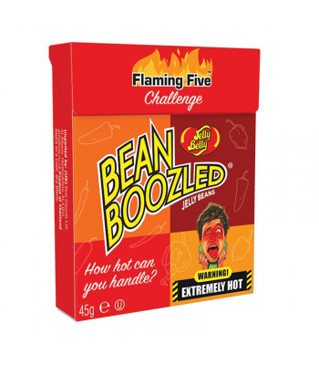 Jelly Belly Beanboozled Flaming Five (45g)