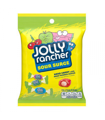 Jolly Rancher Sour Surge - 6.5oz (184g) Sweets and Candy Jolly Rancher