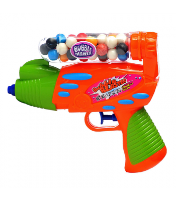Kidsmania Candy Filled Bubble Blaster 1.27oz (36g) Novelty Candy Kidsmania
