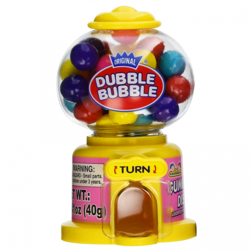 how to make a mini gumball machine