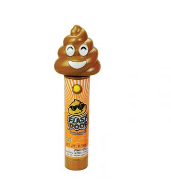 Kidsmania Flash Poop with Lollipop - 0.39oz (11g)  Kidsmania