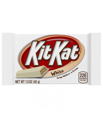 Kit Kat White Chocolate 1.5oz (42g)
