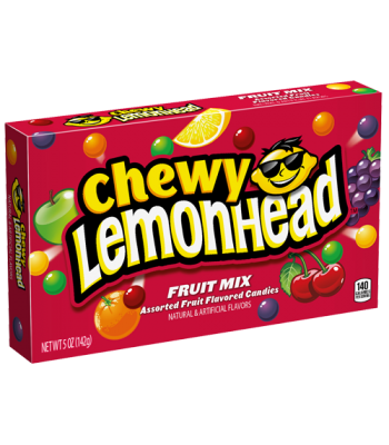 Chewy Lemonhead - Fruit Mix - 5oz (142g)