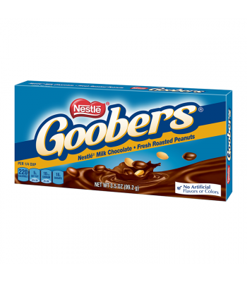 Nestle Goobers - 3.5oz (99.2g) Sweets and Candy Nestle