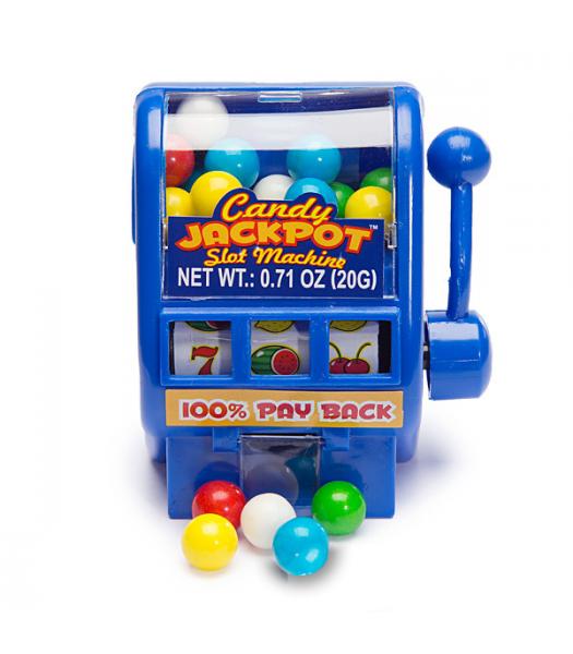 Slot Machine Candy Dispenser Novelty Candy Novelty Candy