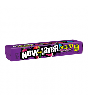 Now & Later Chewy Berry Smash 2.44oz (69g)