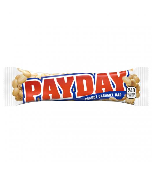 Pay Day Bar 1.85oz (52g) Chocolate, Bars & Treats Hershey's