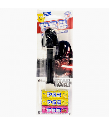 PEZ Disney Star Wars Candy & Dispenser - 0.87oz (24.7g) Sweets and Candy PEZ