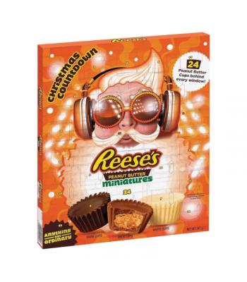 Reese's Peanut Butter Cups Advent Calendar - 247g