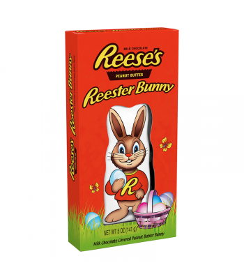 Reese's Milk Chocolate Peanut Butter Reester Bunny - 5oz (141g)
