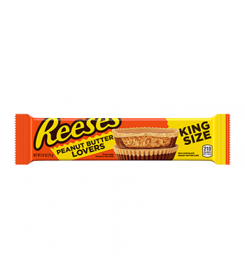 Reese's Limited Edition Peanut Butter Lovers Peanut Butter Cups King Size - 2.8oz (79g) Sweets and Candy Reese's