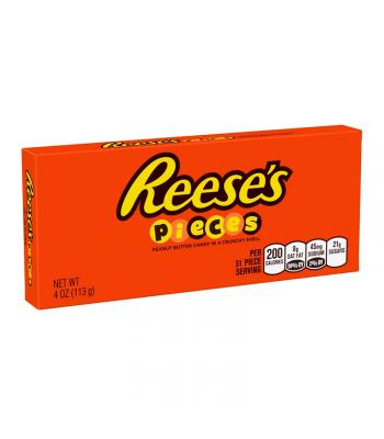 Reese's Pieces Theatre Box - 4oz (113g)