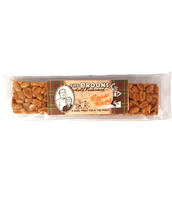 The Broons Auld Fashioned Peanut Brittle Bar 100g