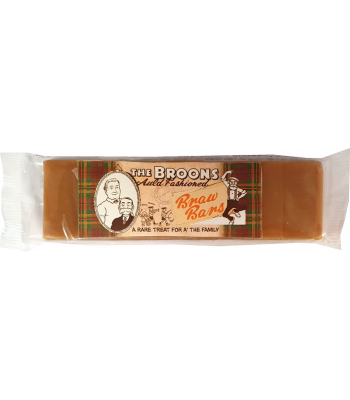 The Broons Auld Fashioned Vanilla Fudge Bar 100g.